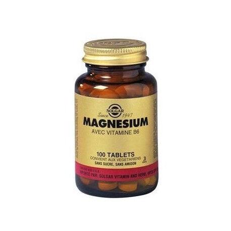 Paranatura MAGNESIUM avec Vitamine B6