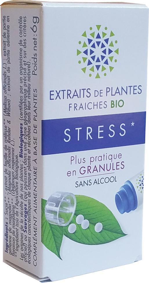 Kosmeo STRESS complexe de Teinture Mère d'EPF  granules  sans Alcool 130...