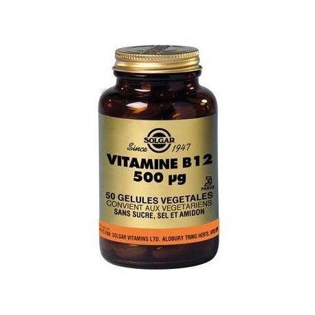 Paranatura VITAMINE B12 500 µg
