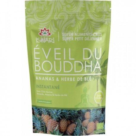 ECOCERT L'Eveil du Bouddha Ananas & Herbe de Blé - 360g - Iswari