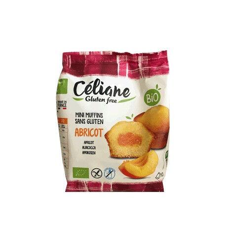 LES RECETTES DE CÉLIANE Mini Muffins Coeur D'Abricot Sans Gluten 200g - Les Recettes de...
