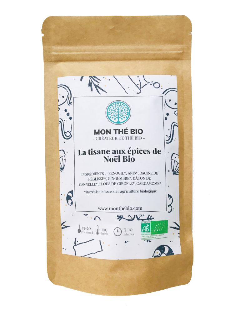 Mon The Bio La tisane aux épices