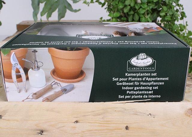Mon Petit Coin Vert Kit d'outils de jardinage