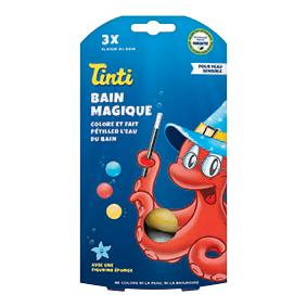Lechoppebio Bain Magique pack de 3 - Tinti