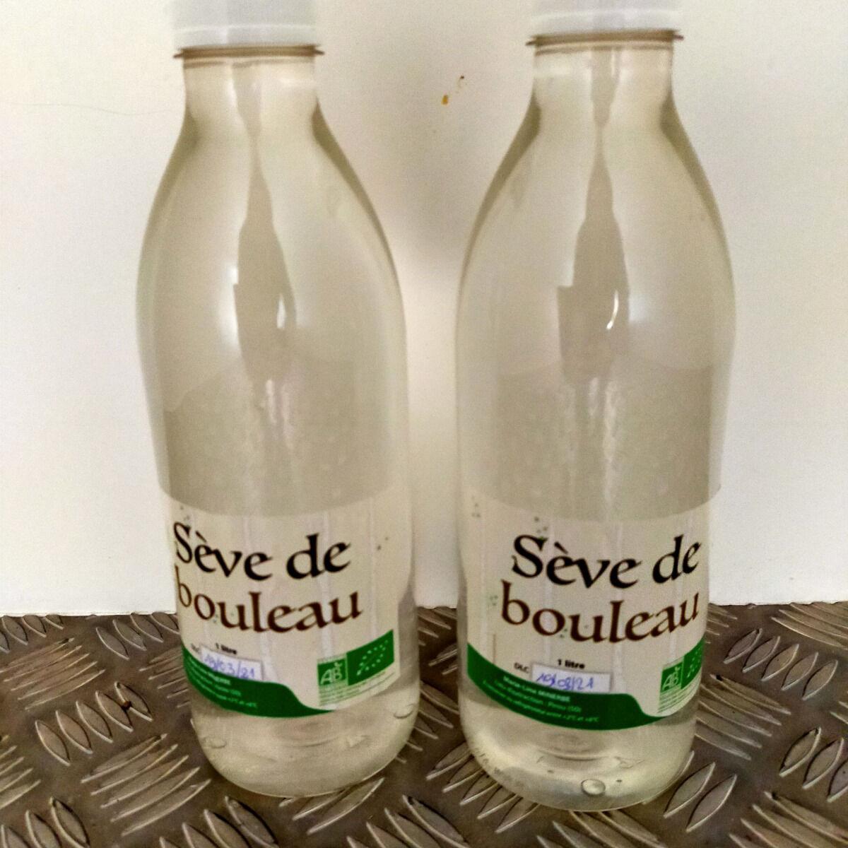 Au champ bio Sève De Bouleau - 1L