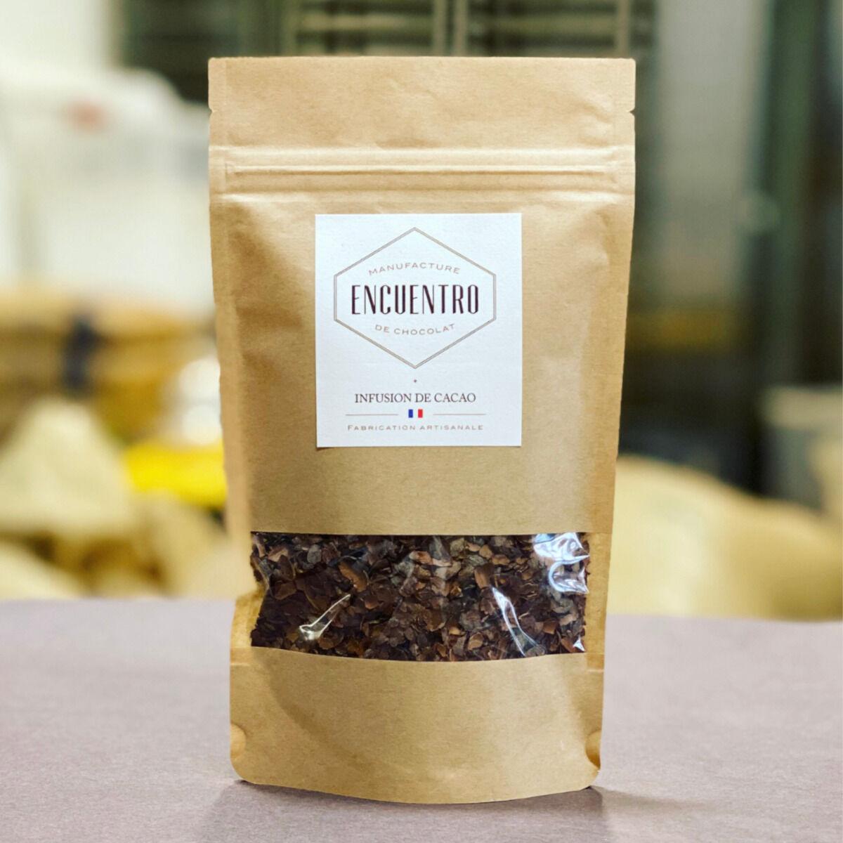 Chocolat Encuentro Infusion De Cacao Bio