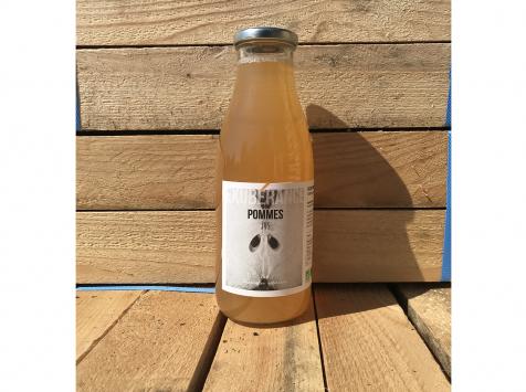 La Boite à Herbes Jus De Pomme Bio - 6x75cl