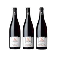 Domaine Jeannin-Naltet Coffret Mercurey 1ers Crus Jeannin-Naltet 2018 - 3 Bouteilles <br /><b>75 EUR</b> Pourdebon.com