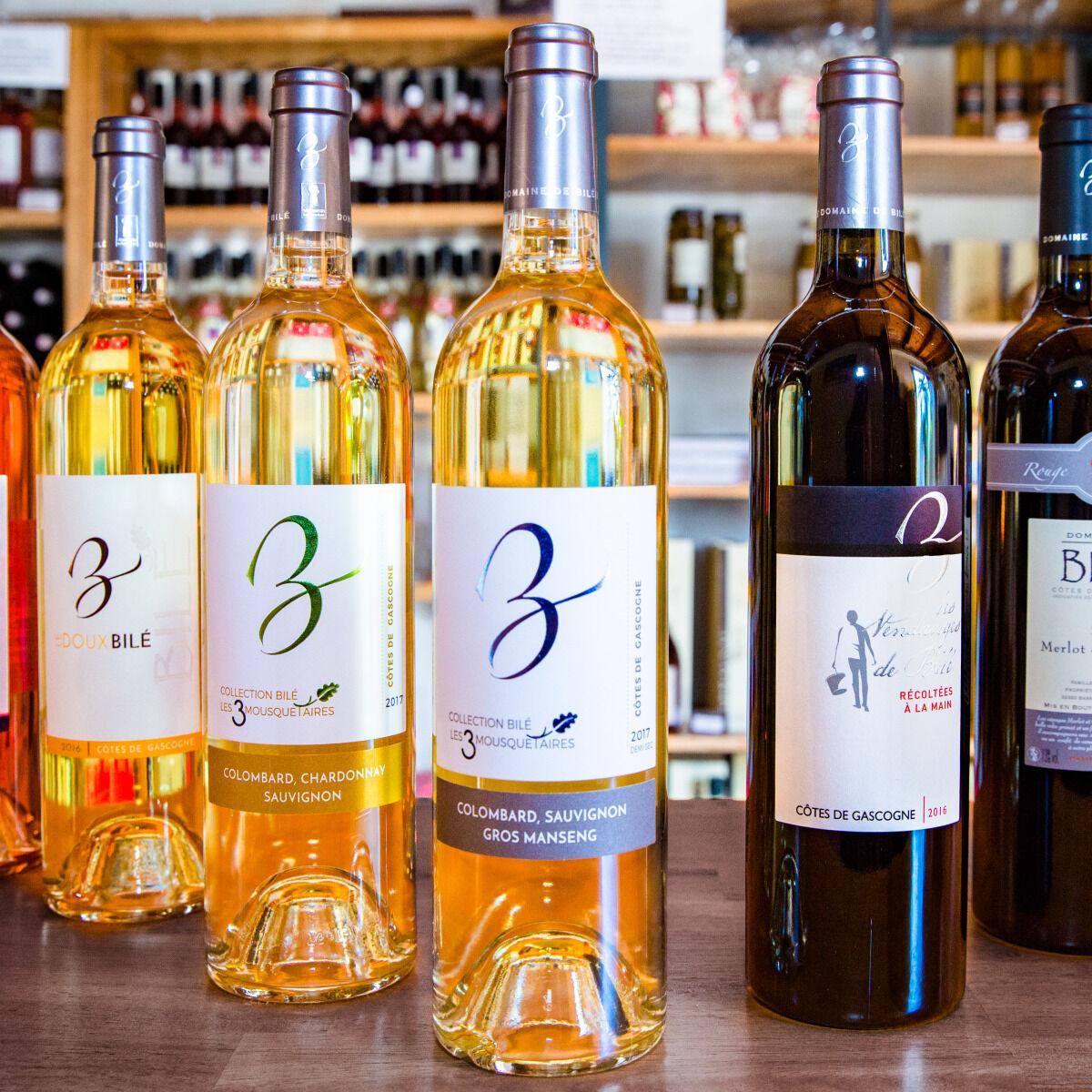 Domaine de Bilé Coffret Découverte 6 Vins Panachés