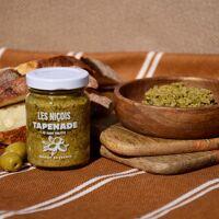 Les Niçois Tapenade Verte De Mamie Paulette 80g <br /><b>4.50 EUR</b> Pourdebon.com