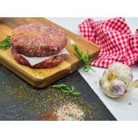Michel et Alain Fermiers BIO [SURGELE]  Steaks Hachés de Bœuf BIO – 8x100 g <br /><b>13.22 EUR</b> Pourdebon.com
