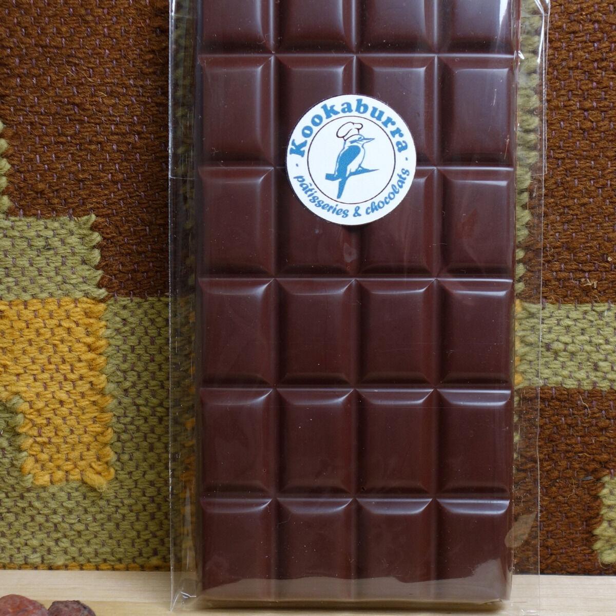 Pâtisserie Kookaburra Tablette Chocolat Noir 70% Criollo