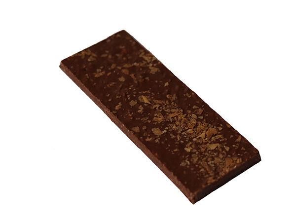 Maison Le Roux Tablette Chocolat au Lait Crêpe Dentelle 43% Cacao