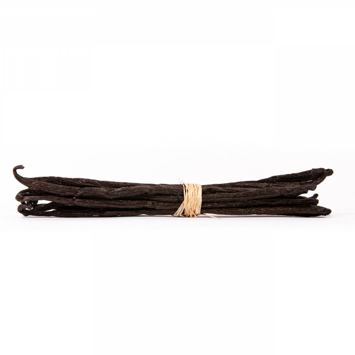 Epices Max Daumin Vanille Madagascar Bourbon Gourmet & Bio - 10 Gousses 18cm