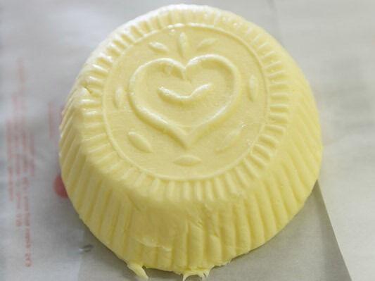 Beurre Plaquette Le Beurre Doux  Moulé  100g