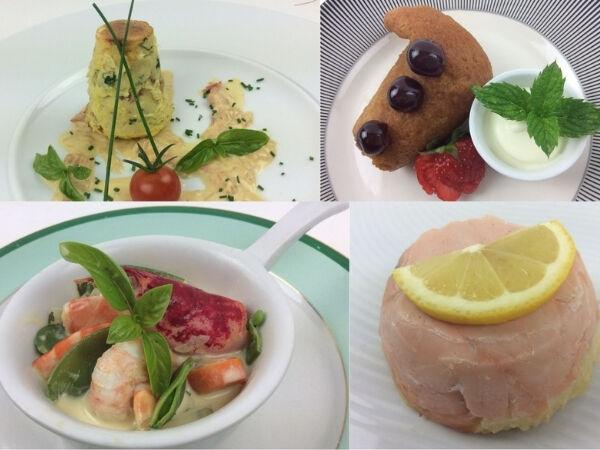 Christian Piot - Votre chef en ligne Panier Repas «menu Tout Poisson» Pour 1 Personne