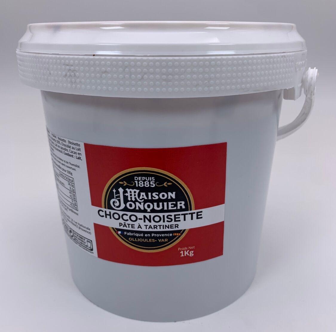 Maison Jonquier Pâte À Tartiner Choco Noisette