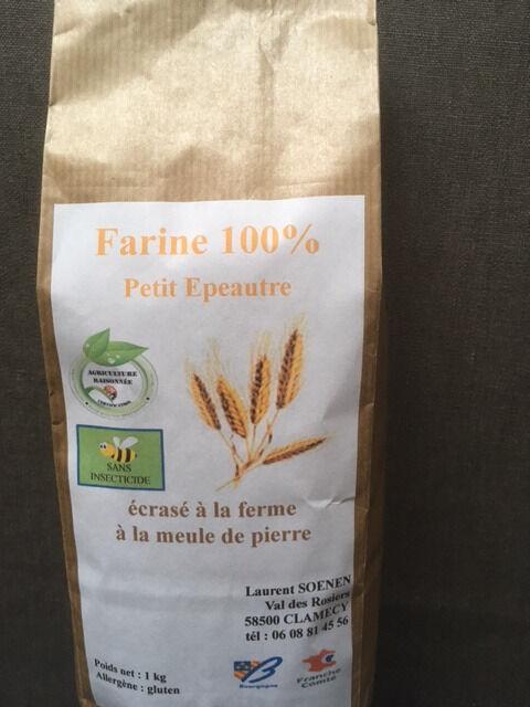 FARINE DE LA TUILERIE Farine de Petit Épeautre - 500 gr