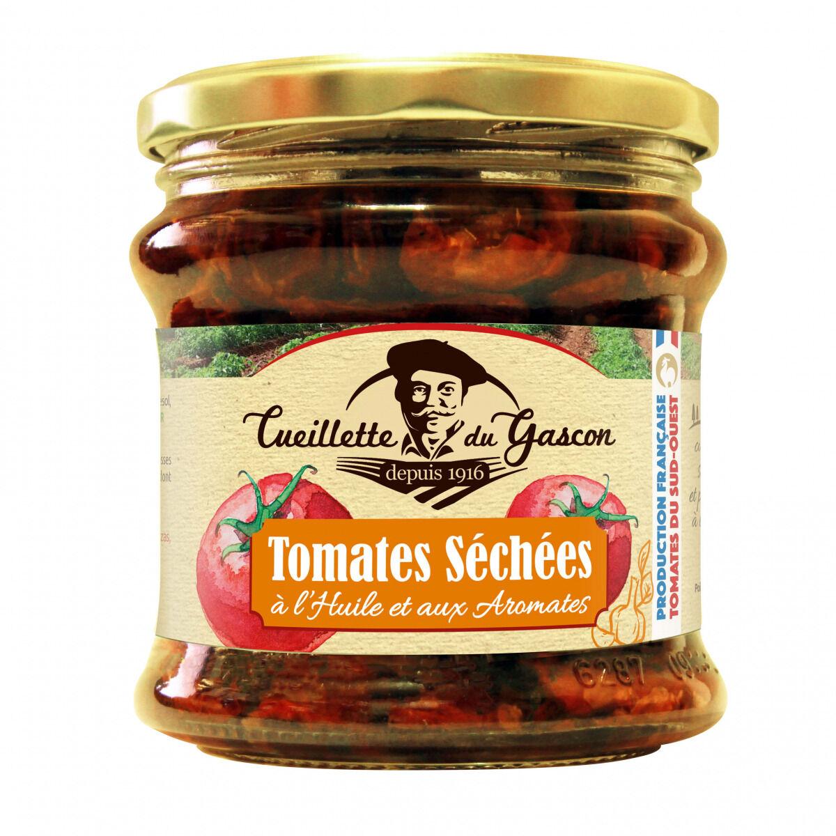Maison du Pruneau Bocal De Tomates Séchées À L'huile Et Aux Aromates