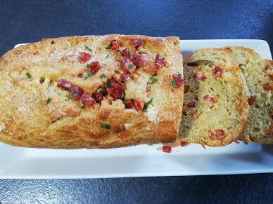 Les Cannelés d'Audrey Cake de saison chorizo cumin sans gluten