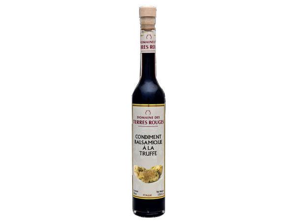 Domaine des Terres Rouges Vinaigre Balsamique À La Truffe 10cl