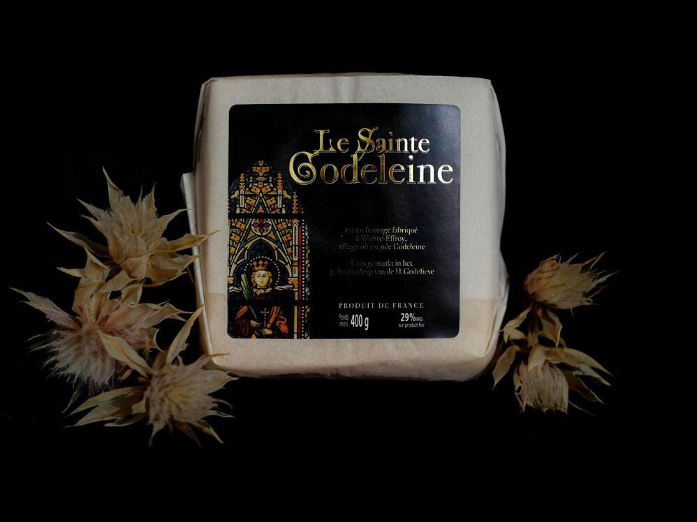 La Fromagerie Sainte Godeleine Le Sainte Godeleine - 400 g