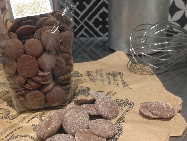 Le Petit Atelier Chocolat Au Lait Bio En Vrac