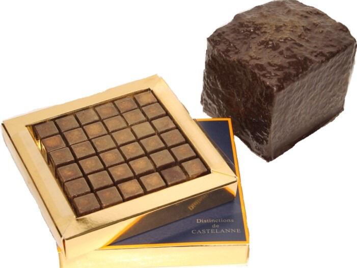 Maison Castelanne Chocolat Coffret Distinction Les Pavés De Nantes