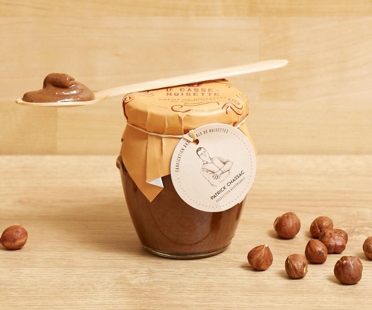 Le Casse Noisette Pâte à tartiner noisette chocolat - 1 kg