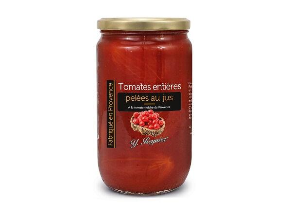 Conserves Guintrand Tomates De Provence Entières Pelées Au Jus Yr Bocal 720 Ml