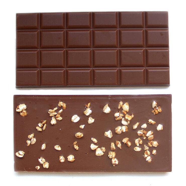 Mon jardin chocolaté Ma Tablette Bio Aux Céréales