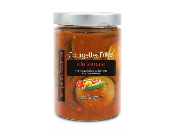 Conserves Guintrand Courgettes Frites À La Tomate De Provence Yr - Bocal 580ml