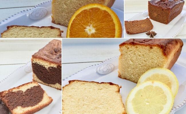 Les Desserts d'Ici Panier Découverte Des Cakes D'ici