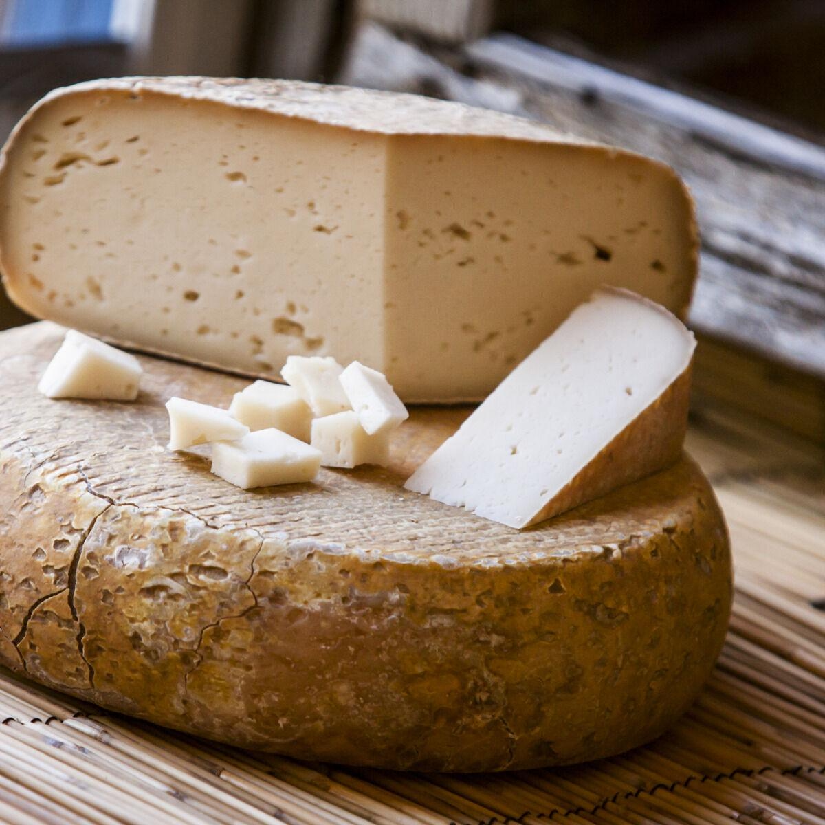 Le Moulin Gourmand Fromage De Bethmale Au Lait Cru De Brebis & Chèvre Bio - 220g