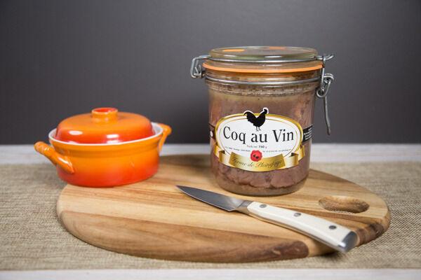 Ferme de Pleinefage Coq Au Vin 750g