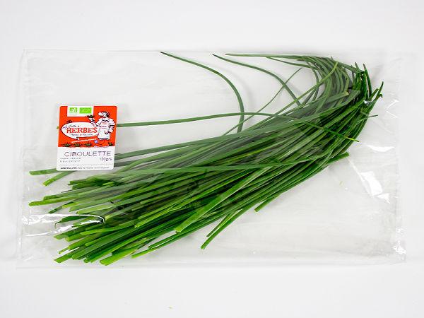 La Boite à Herbes Ciboulette Fraîche - Sachet 50g