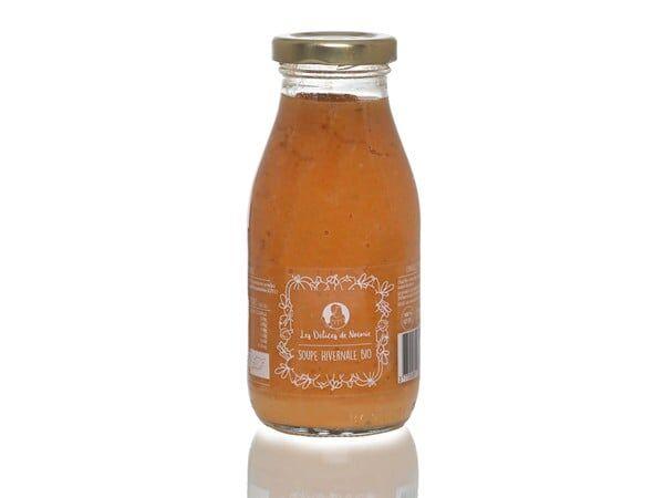Les délices de Noémie Soupes pour Bébé dès 6 Mois: Lot de 3 Soupe Hivernale Bio
