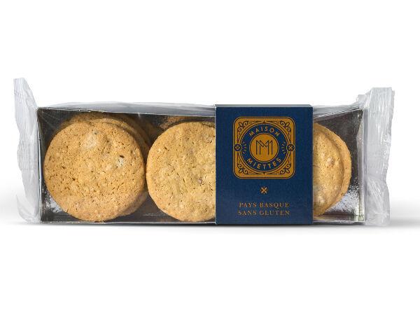 Maison Miettes Biscuits Sablés - Noisette Du Piémont
