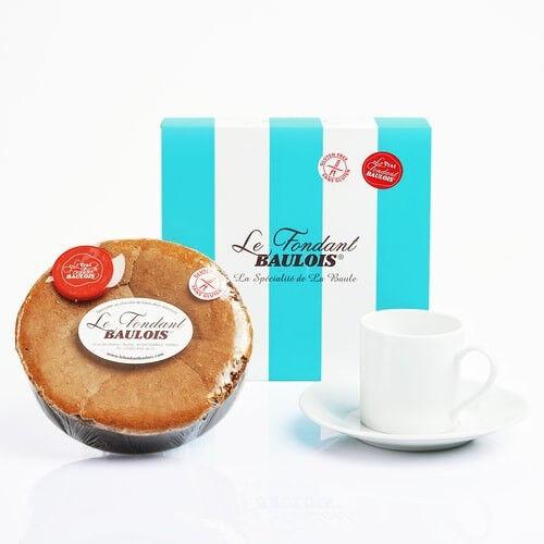 Le Fondant Baulois Sans Gluten - 300g