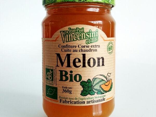Jean-Paul Vincensini et Fils Confiture de Melon Bio