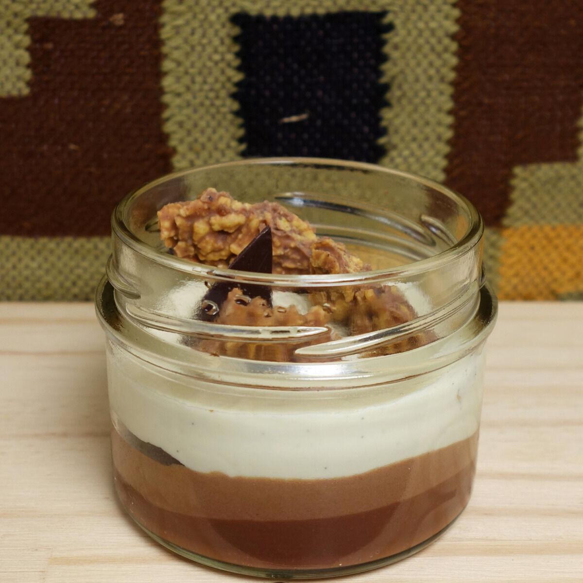 Pâtisserie Kookaburra Nuage Vanille & Chocolat