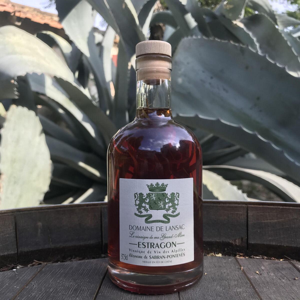 La Boite à Herbes Vinaigre De Vin À L'estragon