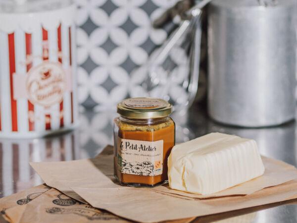 Le Petit Atelier Pâte À Tartiner: Caramel Beurre Salé