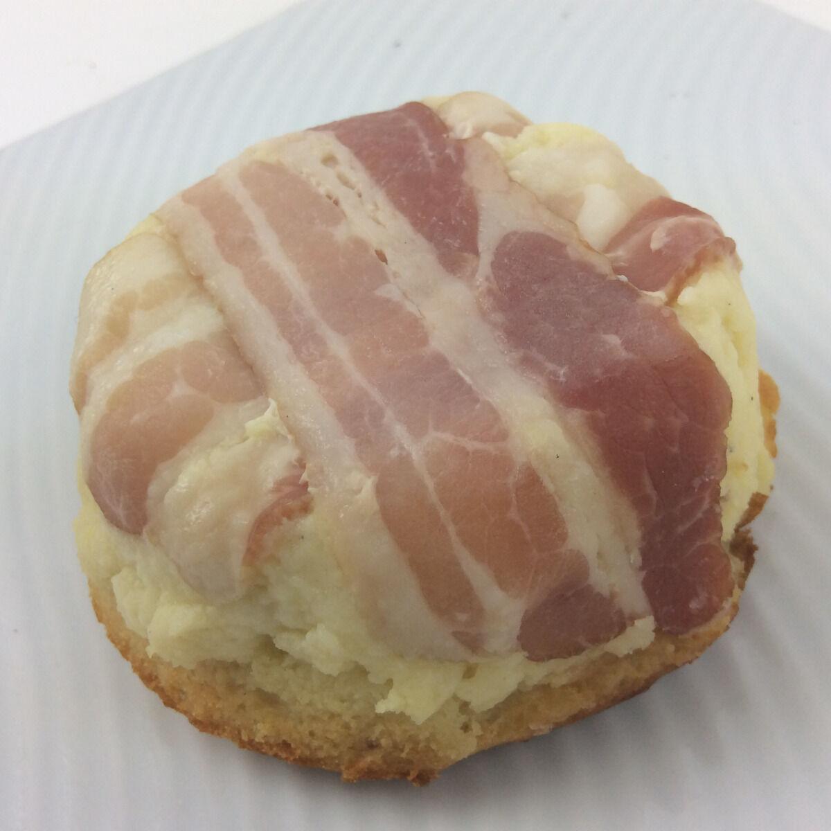 Christian Piot - Votre chef en ligne Muffin lardé de choucroute façon Brienne