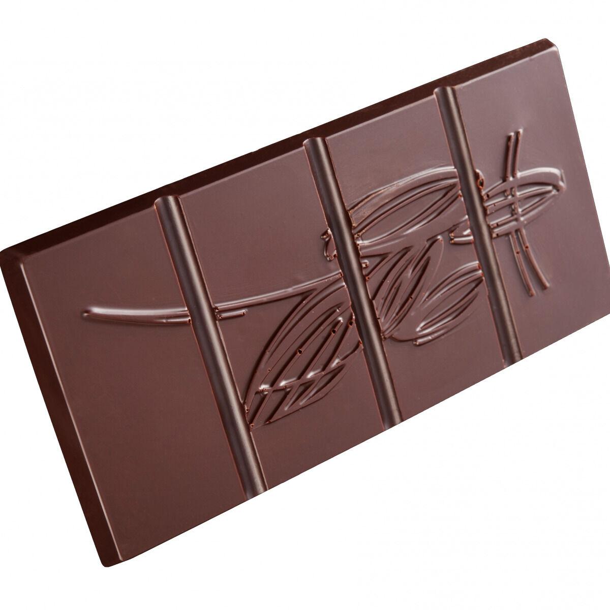 Maison Castelanne Chocolat Tablette Chocolat Noir Nossi Be 75 %