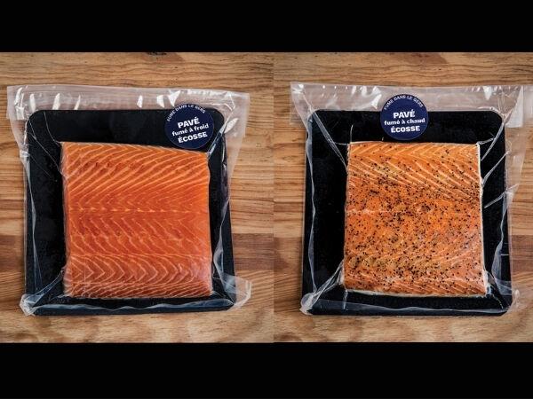 Fumaison Occitane Pack Duo De Saumon. 2 Pavés De 450 Gr