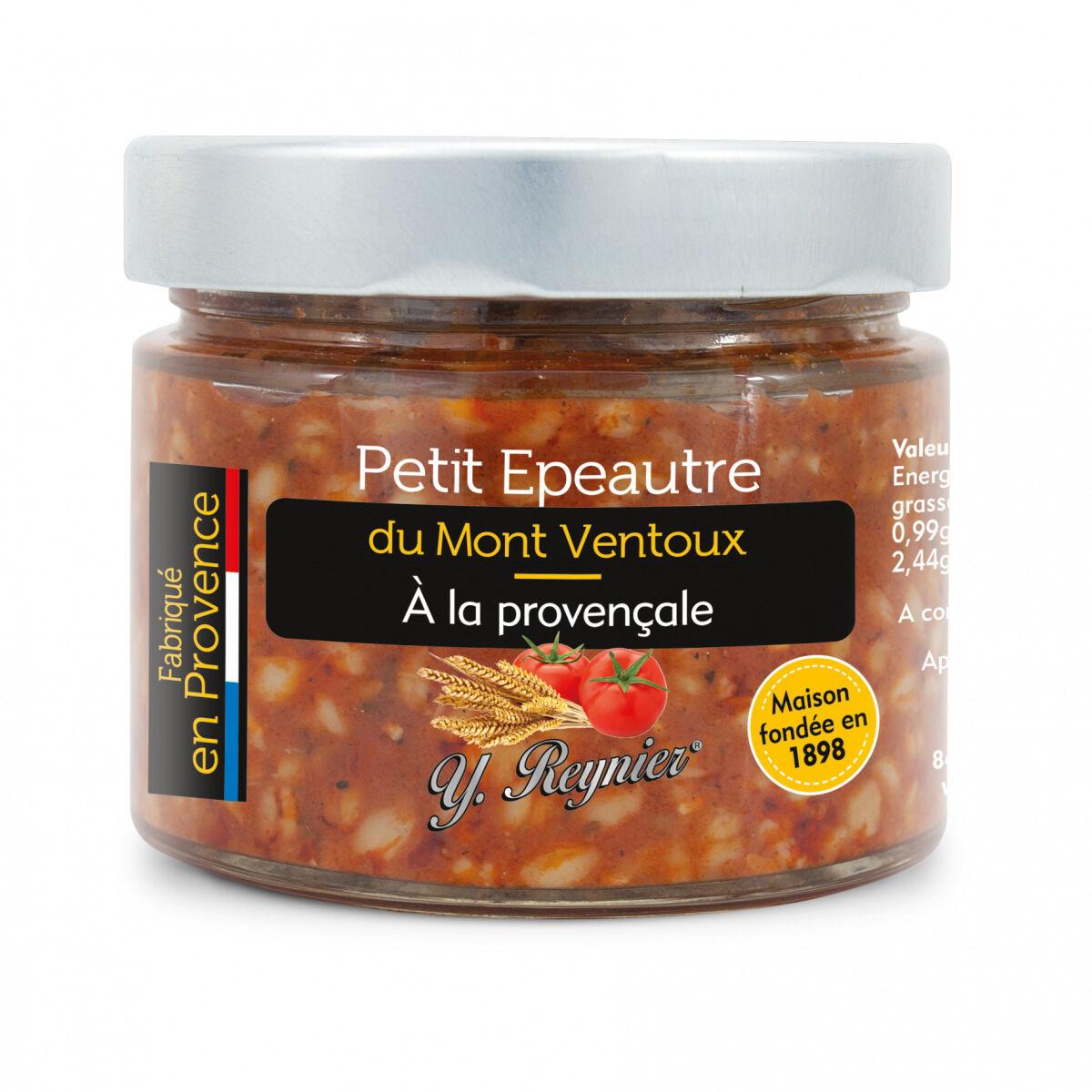 Conserves Guintrand Petit Epeautre Du Mont Ventoux A La Provencale Yr 314 Ml