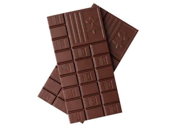 Maison Le Roux Tablette Chocolat Noir Café 52% Cacao