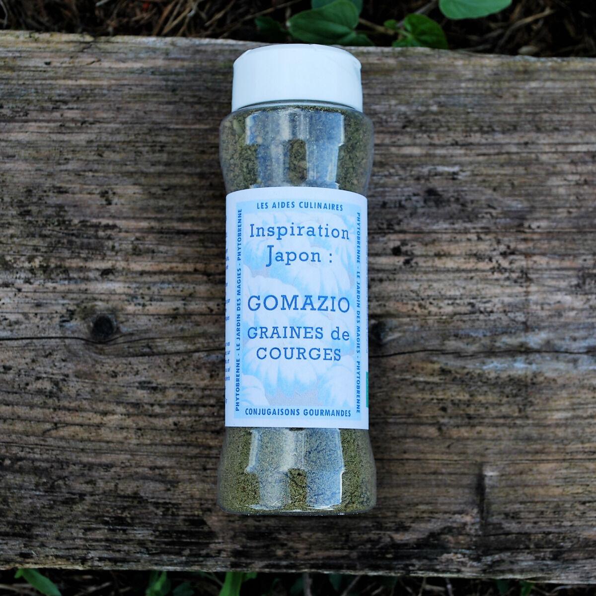 PhytoBrenne Le Jardin des Magies Gomazio aux Graines de Courges / Graines Germées