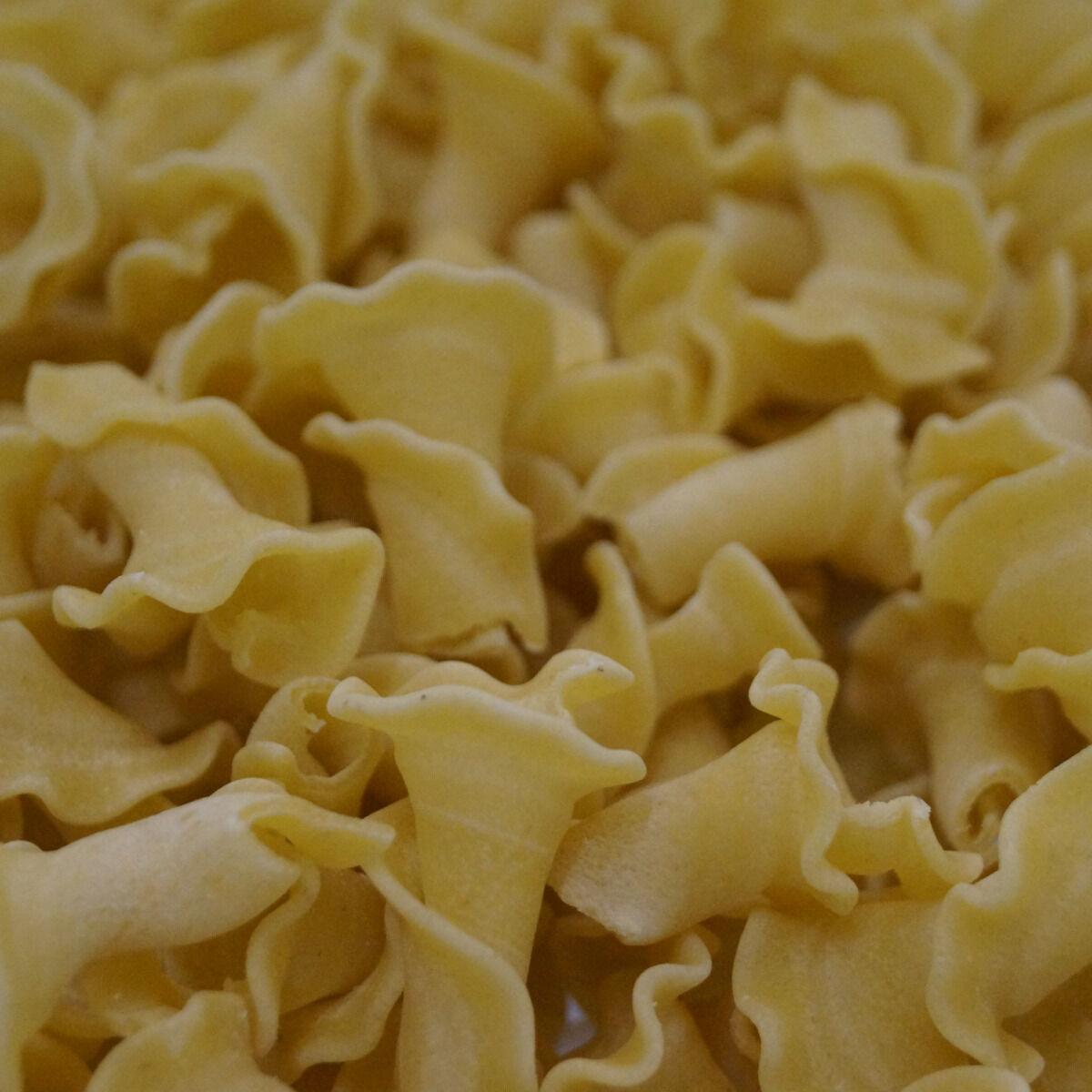 Lioravi, l'authentique pâte fraîche ! Colis de Pâtes Bio Gigli 3x250g